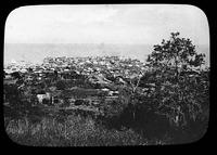 Panorama of Panama City
