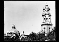 Santa Clara dome and tower