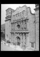 Zacatecas cathedral facade