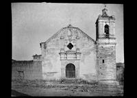 Deserted church at Mitla