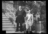 President Theodore and Kermit Roosevelt