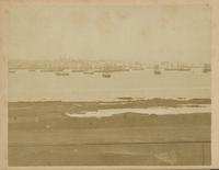 Panoramic view of Montevideo
