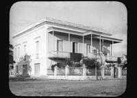 Sugar plantation house