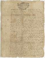 Articles of agreement between the heirs