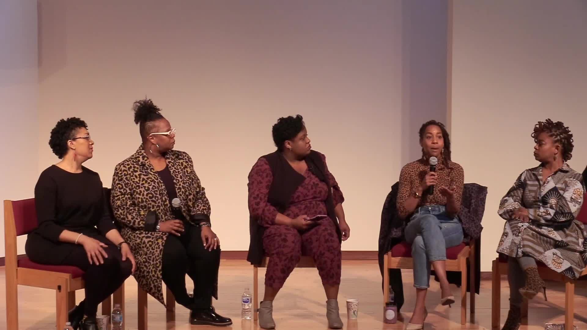 Women and Movement #6: African American Women Affecting the Arts in New Orleans (Part II)