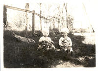 Two Finnish children