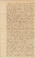 Act of sale of property, a transaction between Antonio Lanclos and Emerant Lanclos, both of the Iberville District