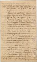 Marriage contract between St. Julien de Tournillon and Mary Brown Jones, Parish of East Baton Rouge