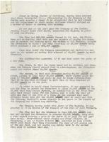 Defense of Sieur de Bercy, Master of Petitions, [Paris] Transcript