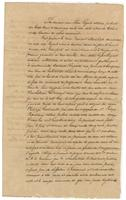 Act of sale of property, a transaction between François Munhall and Adelaide Raguette, both of New Orleans