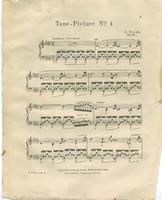 Tone-Picture No.4