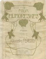 Humoreske, Opus 12 No. 1