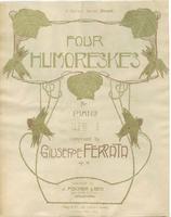 Humoreske, Opus 12 No. 3
