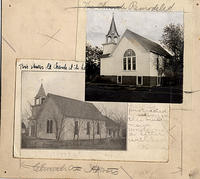 Congregational Church, Okarche, Okla.