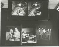 Albert Burbank (contact sheet)