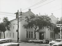 Buildings: Crescent Dance Hall (now Behrman Gym)