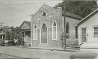 Buildings: 3) Mt. Moriah Baptist Church, Millaudon Street