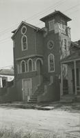 Buildings: 1) Broadway Street Baptist Church