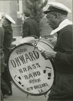 Paul Barbarin with his Onward Brass Band