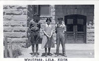 Whitford Dashiells, Lela Henkel, and Keith Lowell
