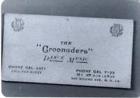 The Coronaders business card