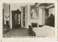 Winnie Davis Memorial Bedroom