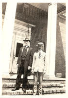 Dr. F. L. Moore and Mr. Thrall