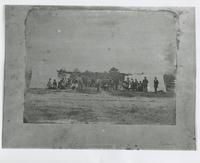 Copy of Encampment of Perote Guards