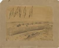 Pensacola Scenes: View of Fort Barrancas