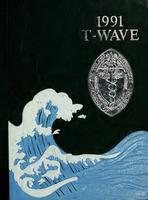 T-Wave yearbook 1991