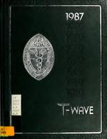 T-Wave yearbook 1987
