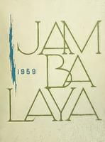 Jambalaya [yearbook] 1959