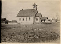 Congregational Church, Wibaux, Montana