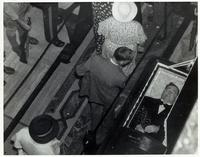 Huey Long in Casket