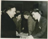 Huey Long and Samuel T. Ansell