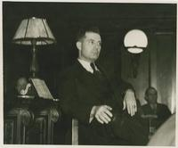 Earl Long at Overton Trial