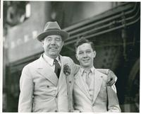 Huey and Russell Long