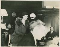 Hilda Phelps Hammond on the stand