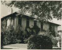 Huey Long's Home Exterior