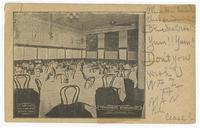 Fabacher's restaurant post card