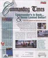 Commander's Palace newsletter