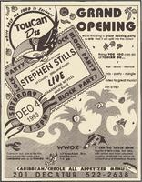 TouCan Du restaurant advertisement
