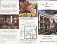The Van Bethuysen-Elms Mansion brochure