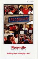 Cafe Reconcile flyer