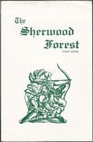 The Sherwood Forest Steakhouse restaurant menu
