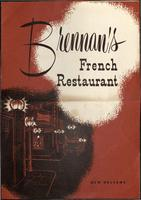 Brennan's restaurant advertisement