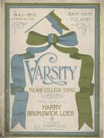 Varsity (Tulane College-Song)