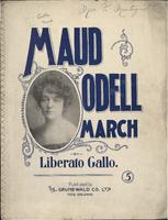 Maud Odell March