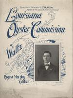 Louisiana Oyster Commission Waltz