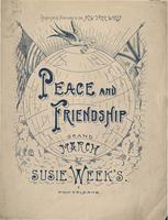 Peace and Friendship